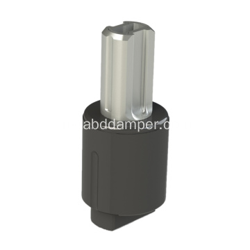 Soft Close Vane Damper For Appliances Household